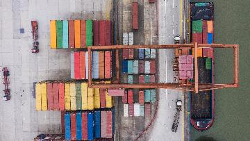 31.54万亿元:中国外贸延续稳中提质态势