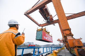 Chinas Fujian sees trade with B&R countries surge in 2019