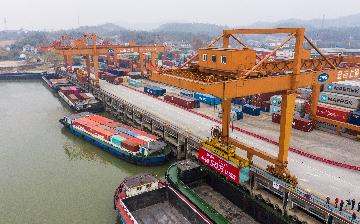 South China port sees strong growth in cargo throughput