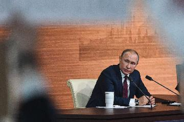 Putin vows to keep gas transit to Europe via Ukraine