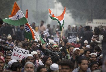 Countrywide protests against new controversial citizenship law rock India