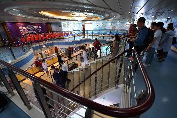 文旅部:愿意与台湾同胞分享大陆文化产业发展的机遇