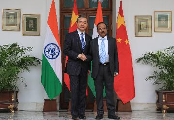 China, India agree to properly handle border issues