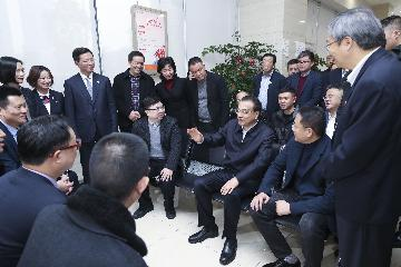 Premier Li stresses enhancing economic vitality during inspection tour