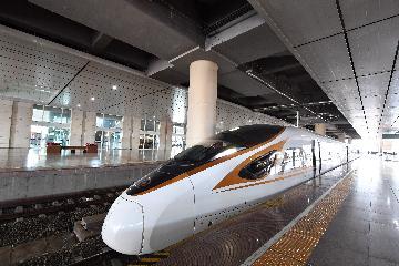 充满黑科技!中国首条智能高铁今日通车