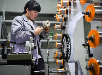 Chinas industrial output expands 5.7 pct in 2019