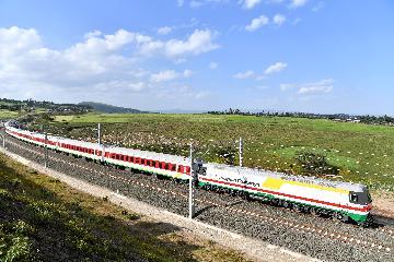 疫情之下,中国坚持对埃塞俄比亚投资