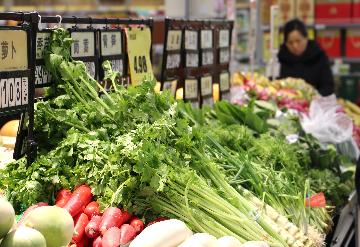 Chinas consumer inflation eases to 5.2 pct