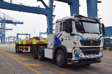Tianjin reports growth in cross-border e-commerce import orders in Jan-Feb.