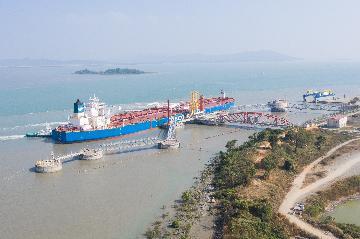 通讯:缅甸民众盼望皎漂深水港早日建成