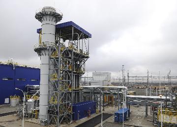 中企承建的格鲁吉亚重点电站项目竣工