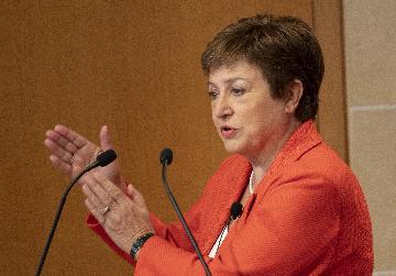 IMF總裁呼籲各國加強協調共同應對疫情