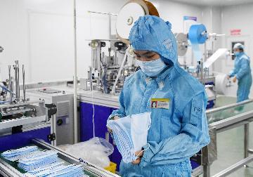 商务部:对生产医用防护服、口罩、护目镜等外资企业按照统一部署特事特办