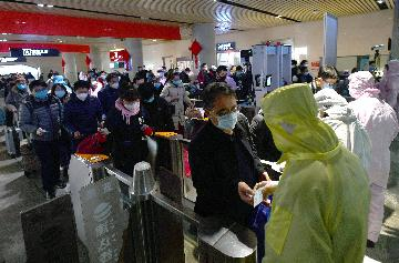 China to ensure transportation for migrant workers returning to work