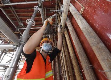 地方力穩經濟基本盤 大批重大基建專案開工