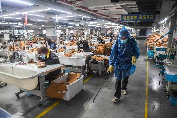 中银协:银行业信贷支持近3500亿元助力疫情防控和复工复产