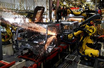China machinery industry sees low revenue growth