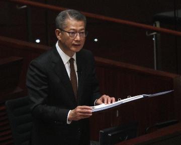 陈茂波:涉港国家安全立法有助维持有利营商投资环境