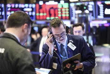 """上周歐美股市""""大失血"""" 機構紛紛下調全球經濟預期"""
