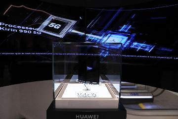 Chinese tech giant Huaweis revenue up 13.1 percent