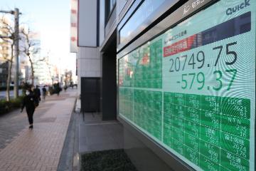 綜述:日本專家認為信用下降導致全球金融市場震盪