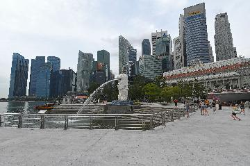 Singapores MAS core inflation falls to -0.1 pct in February