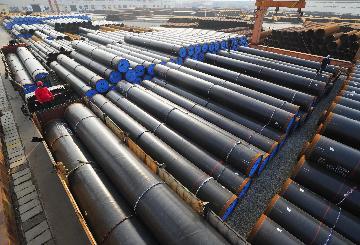 財政部等三部門取消陸上特定地區石油(天然氣)開採專案免稅進口額度管理