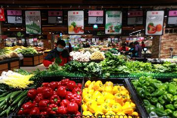 Chinas weekly farm produce prices retreat