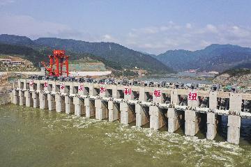 水利部:重大水利工程在建規模超一萬億元