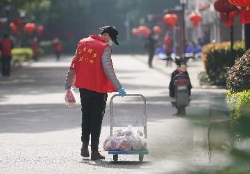 習近平回信勉勵武漢東湖新城社區全體社區工作者