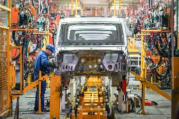 Chinas car output, sales plunge in February