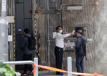 香港特区政府宣布自3月19日起所有由外国入境人士须接受强制检疫或医学监察