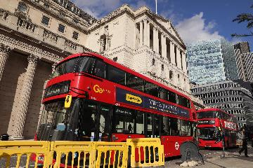 Bank of England maintains interest rate at 0.1 pct