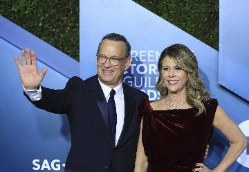 Oscar winner Tom Hanks and wife test positive for COVID-19