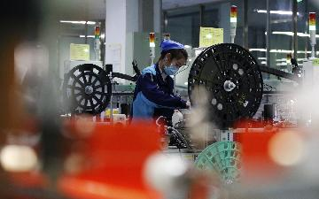 Global COVID-19 pandemics impact manageable for Chinese manufacturing