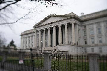 美國2021財年前5個月聯邦財政赤字同比增長68%
