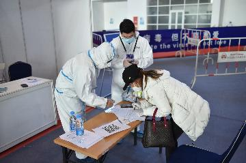 China province tightens quarantine to reduce imported infections