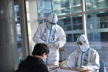 China tightens border quarantine against infectious diseases