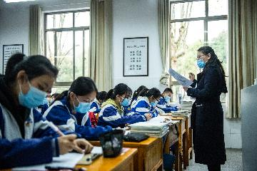 China to promote IT application in school education