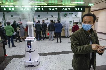 China releases technologies, products for epidemic control