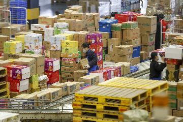 """外貿物流""""加減法""""助力裝滿中國""""購物車"""""""