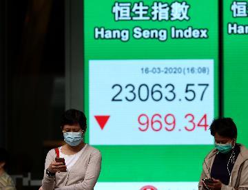 香港金融防線對陣新冠疫情風險衝擊