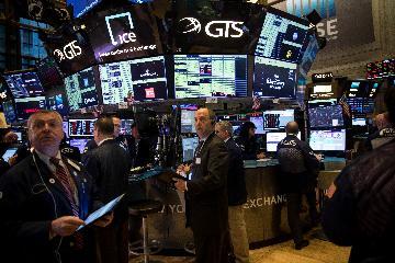 綜述:全球股市受疫情影響持續動盪