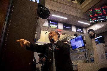 综述:美国财政刺激方案国会遇阻致股市下跌