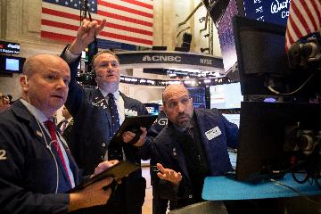 美財政政策刺激方案未獲參議院通過 美股收跌 蘋果跌破萬億美元市值關口