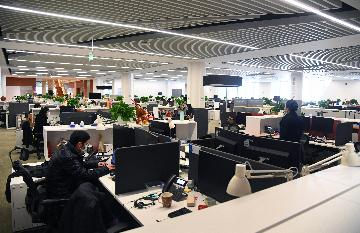 Beijings software, information services show strong performance in 2019