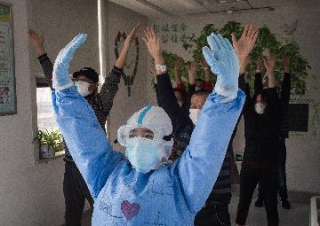 """世卫组织:中国首次无新增病例""""是一个惊人的成就"""""""