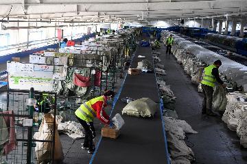 China halves urban land use tax on bulk commodity storage land for logistic
