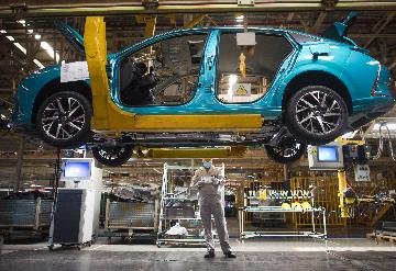 Chinas auto market recovery expands markedly in May