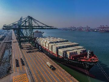 North Chinas Tianjin sees growing trade with B&R countries